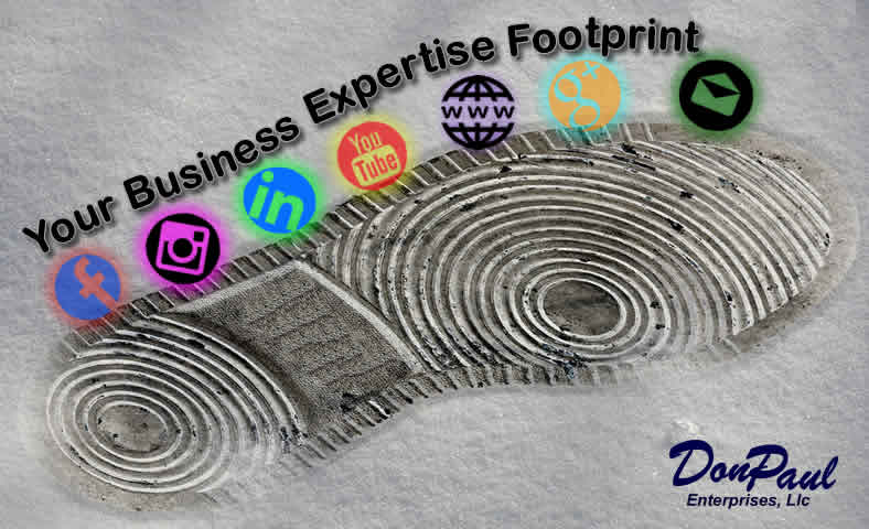 Create an Expertise Footprint