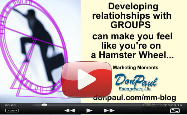Add Groups to Your Marketing